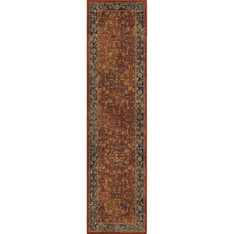allen roth area rug shop allen roth 1 ft11 inx7 ftx5 in breelynn area rug at lowes
