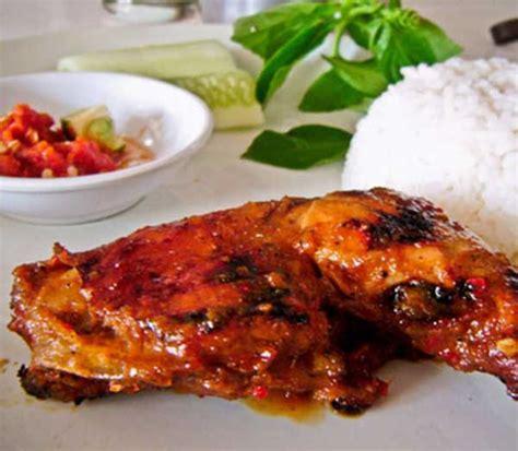 ayam bakar khas padang resepkoki co