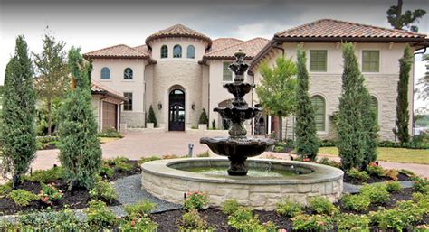 custom dream homes with luxury pool and garden amazing custom dream homes with luxury pool and garden ideas 4 homes