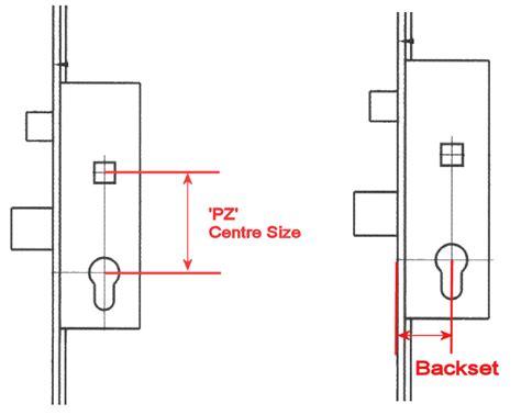Bathroom Door Lock Measurements Multipoint Locking Systems Replacement Upvc Door Locks