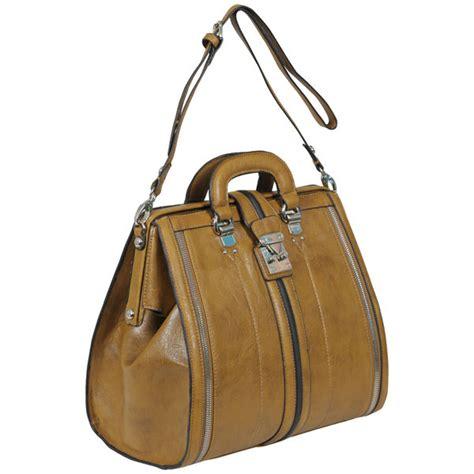 Mischa Bartons Mystery Handbag by Mischa Barton Magnolia Large Doctors Bag