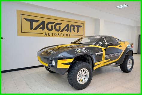 2014 Rally Fighter by 2014 Local Motors Taggart Rally Fighter For Sale