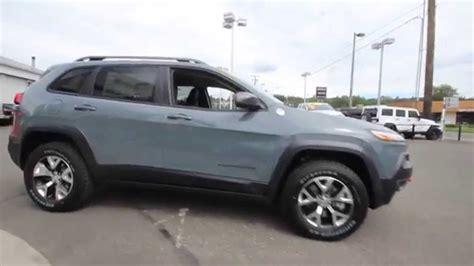 anvil jeep grand cherokee 2014 jeep cherokee trailhawk anvil gray mt vernon