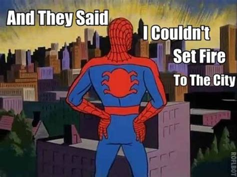 Funny Spiderman Memes - the best of spiderman memes 26 pics picture 13