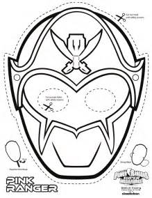 power rangers mask template free coloring pages of power ranger samurai mask