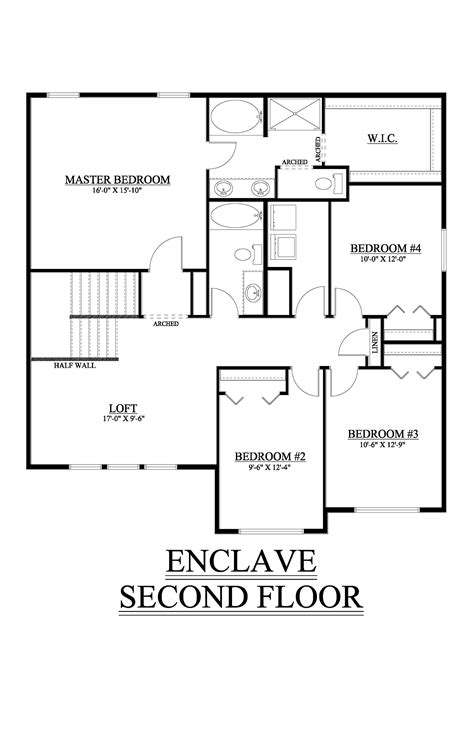enclave floor plans the enclave basement floor plans listings viking homes