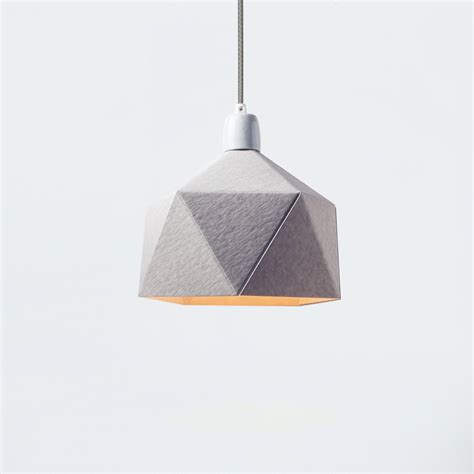 Kami Geometric Ceiling L Shade Crowdyhouse Shade Ceiling Light