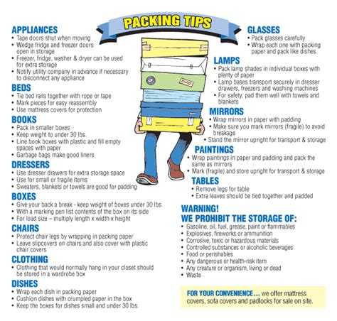 packing and moving tips packing tips