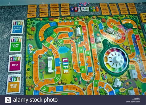 quot the of quot by milton bradley the gameboard all