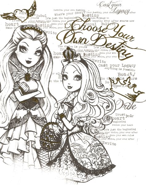 happily ever after high coloring pages happily ever after high coloring pages drudge report co