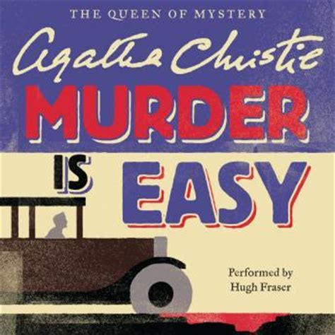 murder is easy agatha listen to murder is easy by agatha christie at audiobooks com