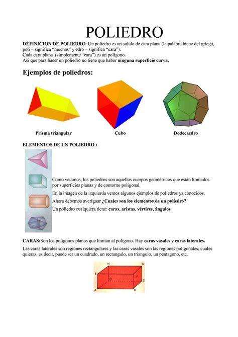 imagenes sensoriales con sus ejemplos calam 233 o descubriendo los cuerpos geometricos