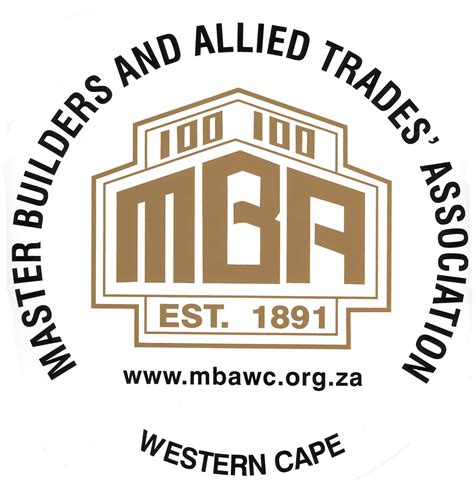 Mba Master Builders Association by Mba Western Cape Addresses Skills Shortage South