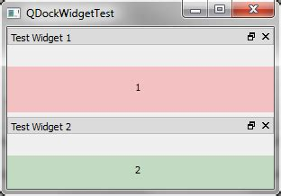 qt5 qmainwindow layout c qdockwidget tabify splitdockwidget weird behavior