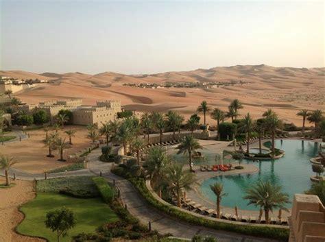 abu dhabi desert resort qasr al sarab desert resort by main entrance picture of qasr al sarab desert resort by