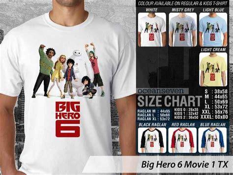 Kaos Big 6 kaos big 6 kaos family big 6 kaos big 6 terbaru