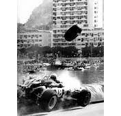 Fatal Crash To Lorenzo Bandini  GP Monaco 1967Accidental De Vintage