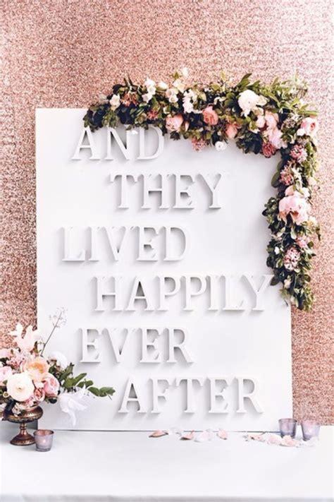 Wedding Backdrop Ideas Diy by 34 Diy Wedding Decor Ideas For The On A Budget