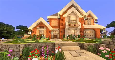 minecraft suburban house tutorial live in style with these 5 incredible minecraft house tutorials minecraft