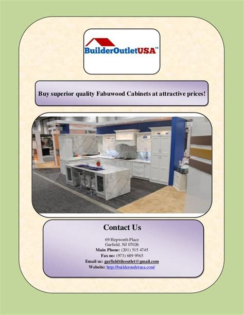 fabuwood cabinet price list buy superior quality fabuwood cabinets at attractive prices