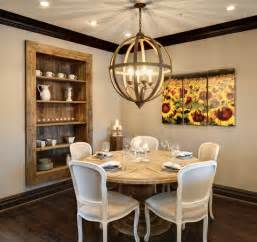 Dining room wall decor ideas with rustic ceramic wall art