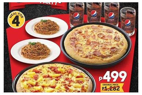 pizza hut halloween coupon philippines