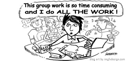 importance of individual versus group work in college