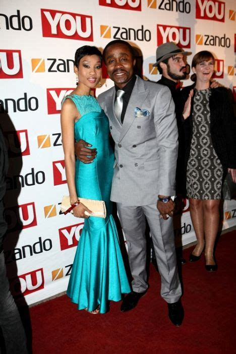 kgomotso christopher and husband you spectacular the glitz and not so glam luv to chat