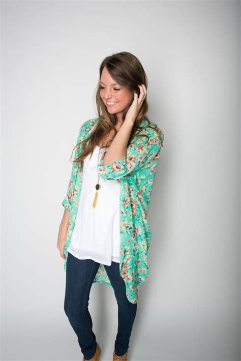 Calm Printed Blue Kimono Cardigan 40615 879 best dyt type 1 4 dressing your type 1 images