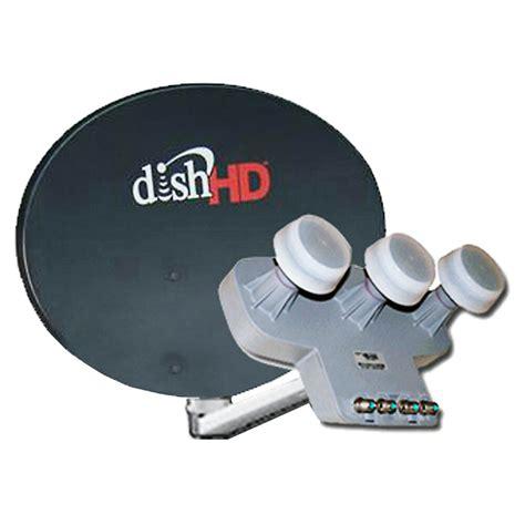 dish network dish 1000 2 dishpro turbo hd lnb 110 119 129 satellite ebay