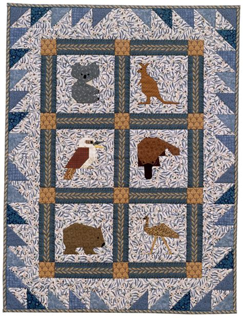 it s back 53 animal quilt blocks to paper