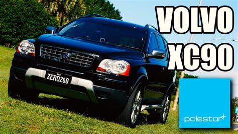 volvo xc90 acceleration volvo xc90 polestar d5 0 100kmh 2 4l review turbo diesel