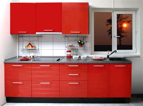 Дизайн красной кухни фото с обоями