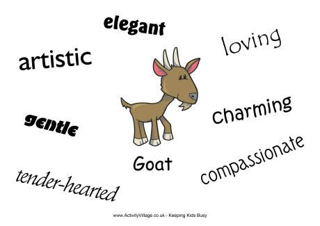 new year characteristics new year goat characteristics 28 images new year 2015