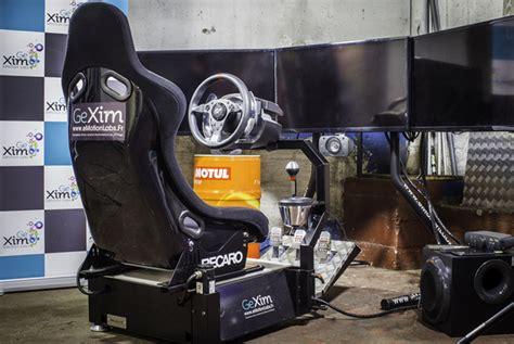 siege simulateur de conduite simulateurs de conduites tous les fournisseurs