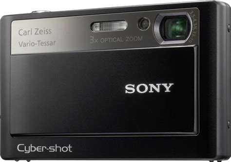Shiny Product Launch Sony T100 Cybershot by News Sony Two New T Series Digicams