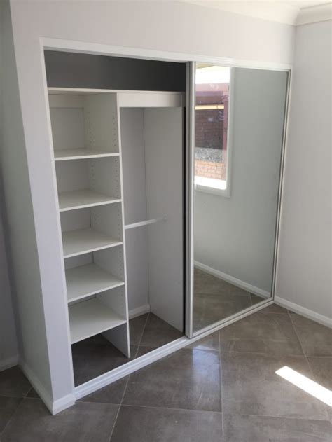 Pre Made Wardrobes by Built In Walk In Wardrobes Pro Shower Screens And