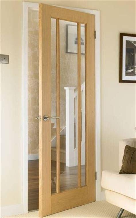 worcester oak glazed howdens joinery door window