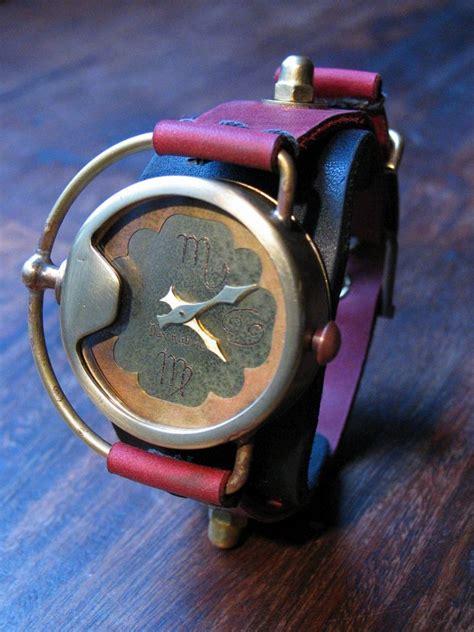 Handcrafted Watches - steunk timepieces by das kabinett watches