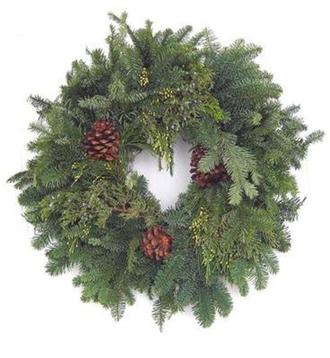 365 days of christmas make a fresh pine wreath