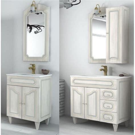 mobili rustici usati mobile bagno caravaggio arte povera decap 232 da 60 o 90 bh