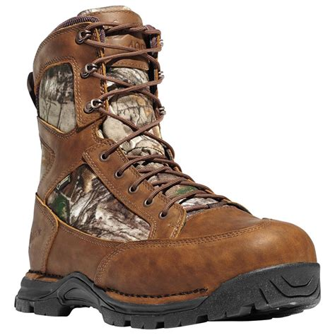 guide gear mens sports hunting boots 1200 gram danner men s 8 quot pronghorn grx waterproof insulated hunting