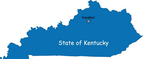 kentucky map facts image gallery kentucky state outline