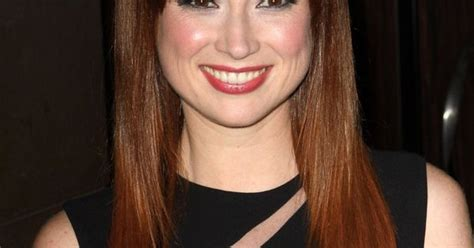 ellie kemper might need to steal her hair color lovely ellie kemper love her hair favorites as in people