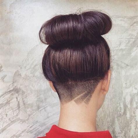 small undercuts women 60 chic edgy undercut design ideas hair motive hair motive