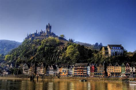 Forest House by Cochem Castle Reichburg Germany Pixdaus