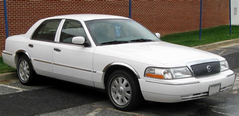 how cars engines work 2006 mercury grand marquis auto manual mercury grand marquis wikipedia