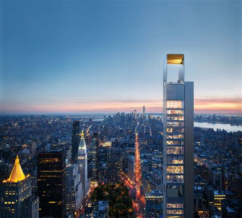 dbox rendering russian architecture firm designs towering new york skyscraper
