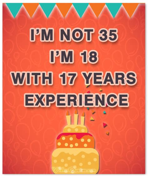 Happy Birthday 35 Years Greeting Cards