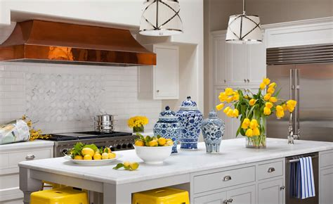 yellow and blue kitchen ideas blue and yellow kitchen accessories ideas